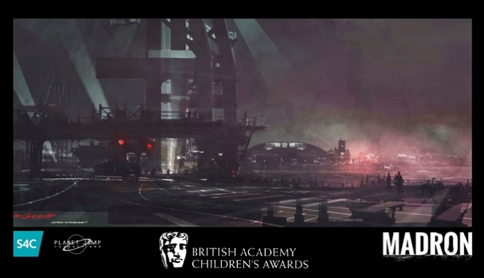 Madron nominated for a BAFTA Children's Award!!!